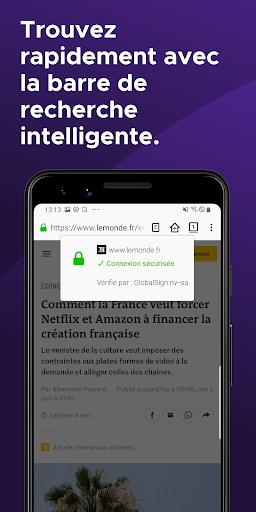 Firefox : le navigateur web rapide et privé screenshot 4