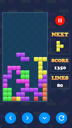 Block Puzzle: Bricks Game  1.3.1 screenshot 2091585