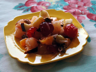 Daddy's Holiday Best Fruit Salad Recipe