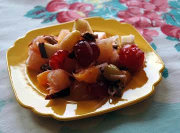 Daddy's Holiday Best Fruit Salad