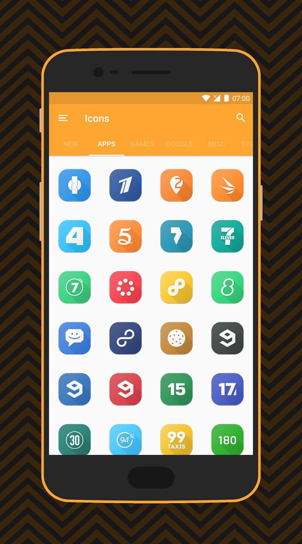 Toca UI - Icon Pack Screenshot 6