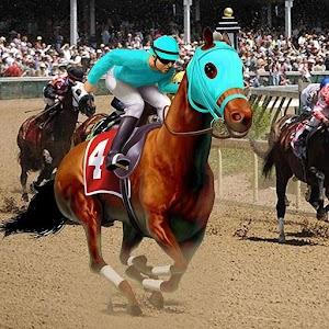 Horse Racing 3D Free My Virtual Horse