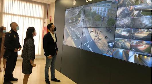 El Toyo se prepara para recibir 19 nuevas cámaras de control de tráfico