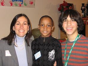 Photo: Rachel, Ka'dori, & Zach
