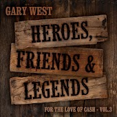 For the Love of Cash, Vol. 3: Heroes, Friends & Legends