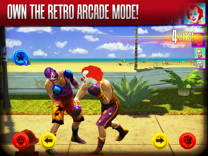 Real Boxing Android 10
