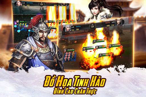Tam Quu1ed1c Truyu1ec1n Ku1ef3 Mobile - Tam Quoc Truyen Ky 1.8.1 screenshots 4
