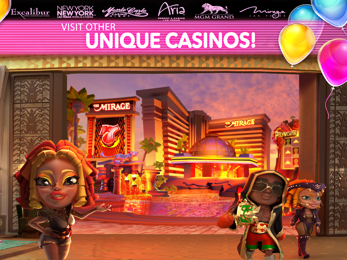 Vegas slot machine images