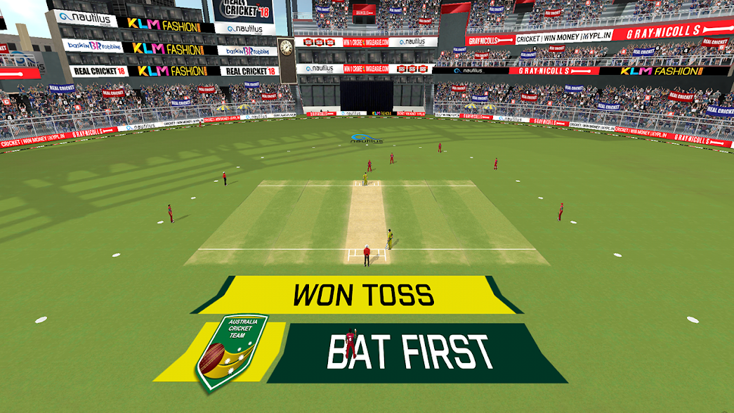 Real Cricket 18 Mod APK