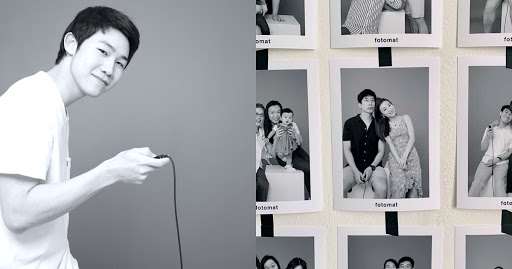 This 22-year-old opened a B&W photoshoot studio in S'pore where you are the photographer