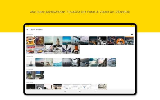WEB.DE Online-Speicher  screenshots 10