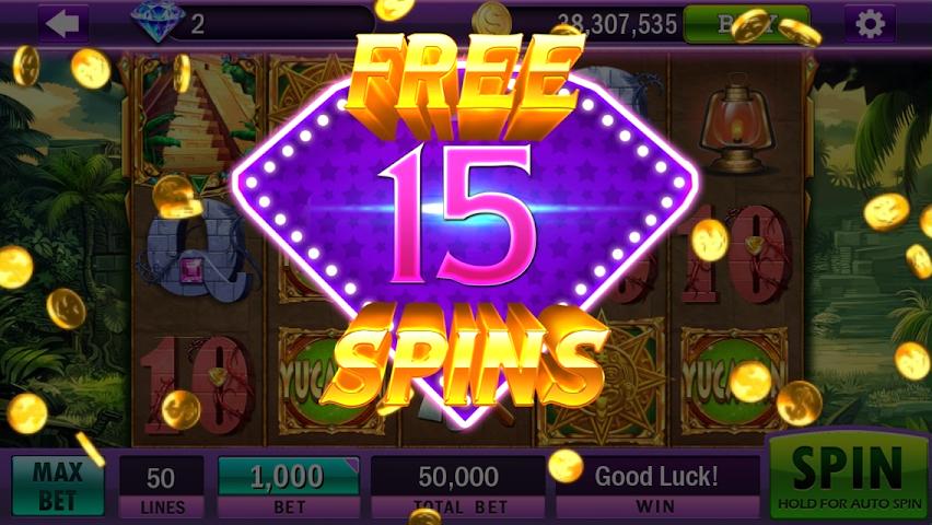 android Slots 777 - Casino Fantasy Screenshot 7