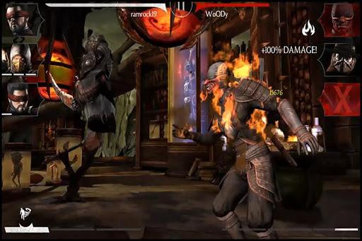Strategy Mortal Kombat - 3D for PC