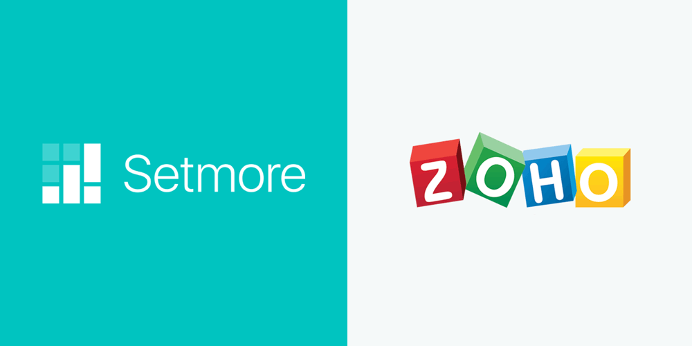 And now we welcome a new addition to the family: Zoho CRM software!