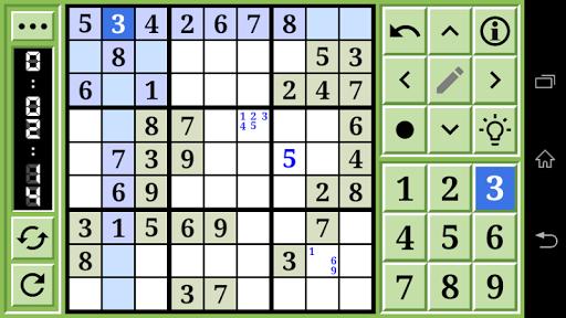 Classic Sudoku 10.7 screenshots 9