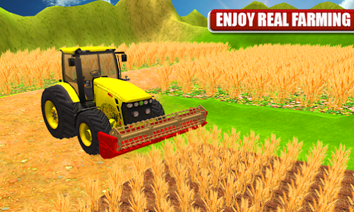 Heavy Duty Tractor Farming Tools 2019 Mod Apk Download For Android and Iphone 5