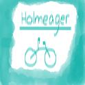 Holmeagerskolen cykel app