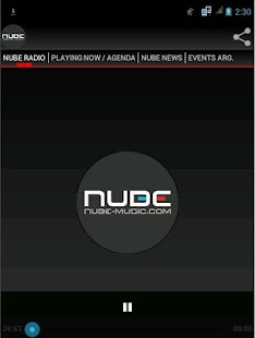 NUBE MUSIC NEWS: miniatura de captura de pantalla