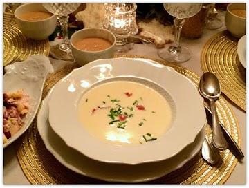 Cream Of Brie Soup (tnt) Recipe
