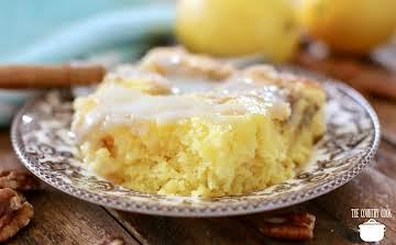 Easy Pineapple Crumb Cake Recipe