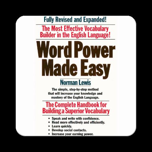 Word Power Made Easy Complete Handbook - N Lewis