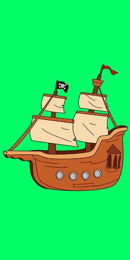 Boats and Ships Coloring