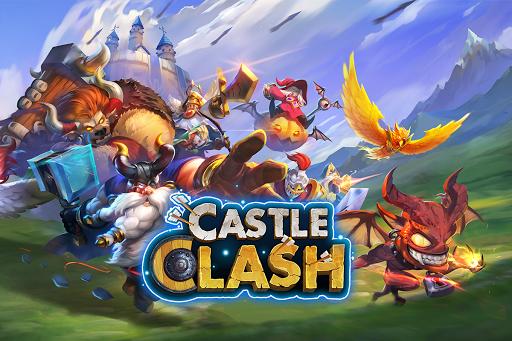 Castle Clash: Brave Squads screenshot 1