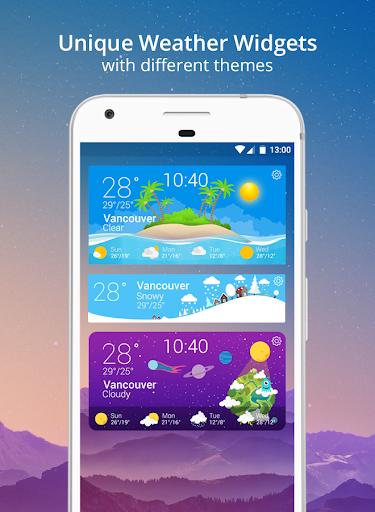 Weather Wiz: Accurate Weather Forecast & Widgets  screenshots 7