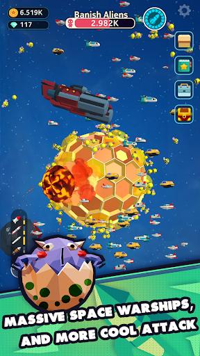 Planet Overlord cheat screenshots 3