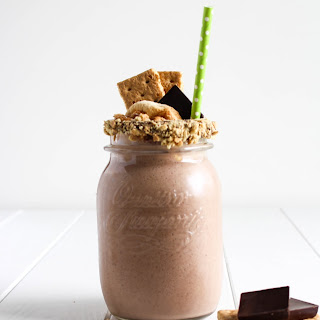 S'mores Smoothie.