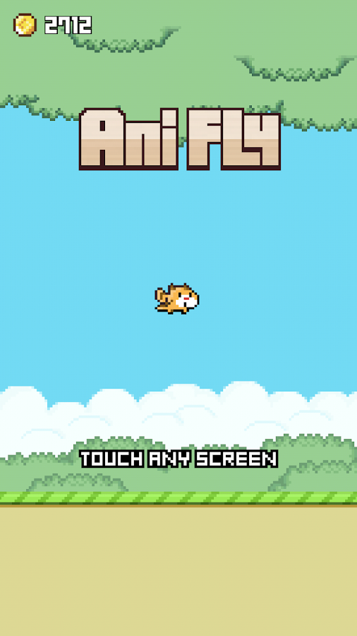 AniFly - Anytime Anywhere Fly- screenshot