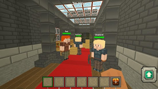Hide and Seek -minecraft style for ios