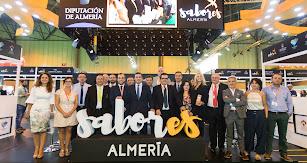 El stand de 'Sabores Almería' estará presente esta semana en la Fruit Logistica de Berlín.