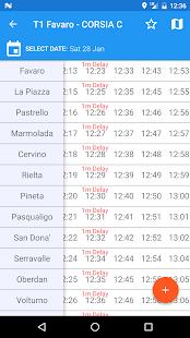Venice Bus Times&Navigation - náhled