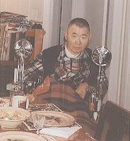 Atsushi Uyeda and Teruko Uyeda photo