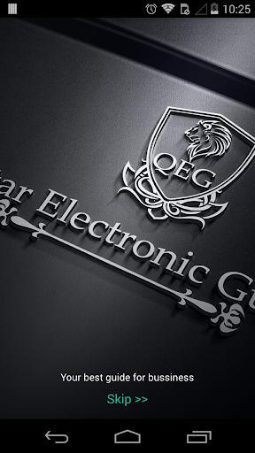 QEG Qatar Electronic Guide