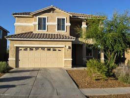 tucson rita ranch home driveway image