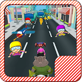 Babies:subway Baby Run Android APK Download Free By A.amouzoune