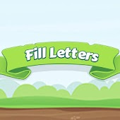 Fill Letters