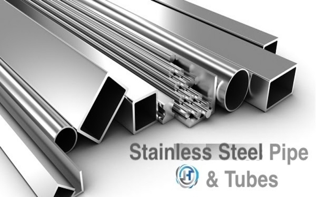 Stainless Steel Pipe - Tubes