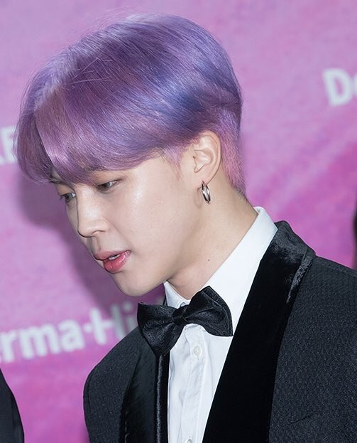 Bts Jimin Left Army Breathless At Seoul Music Awards Red Carpet