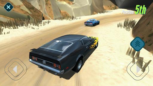 Rebel Racing 0.36.1045 gameplay | by HackJr.Pw 3