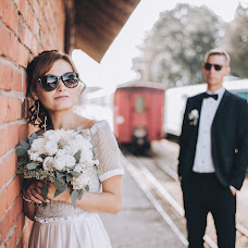 Wedding photographer Vilgailė Petrauskaitė (peta). Photo of 15.09.2018