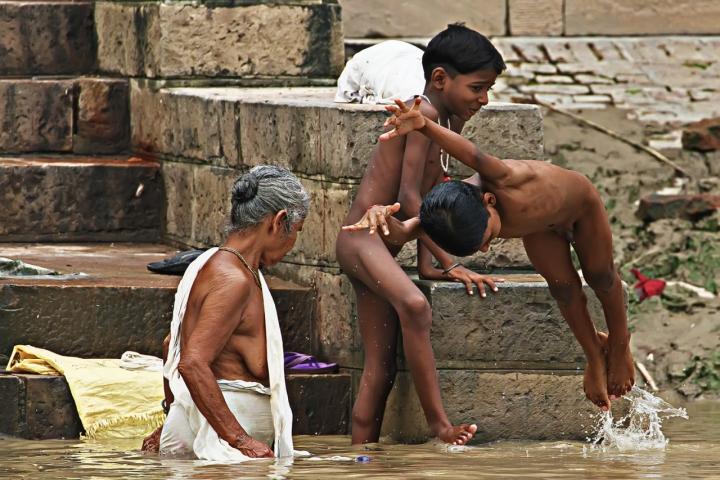Mother Ganga! di David Marrone