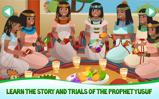Quran Stories with HudHud - The Story of Yusuf 1.0 screenshots 10