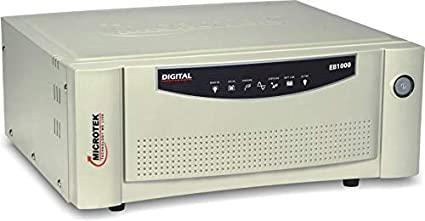 Microtek UPS EB 1000 VA UPS Inverter: Amazon.in: Home & Kitchen