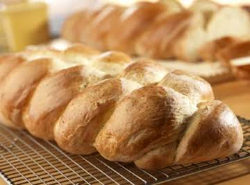 Flavorful  Challah Bread-homemade