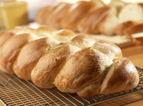 Flavorful  Challah Bread-homemade Recipe