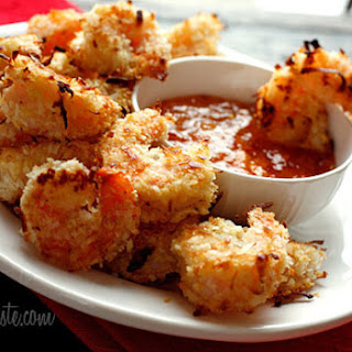 Panko Coconut Shrimp Recipes