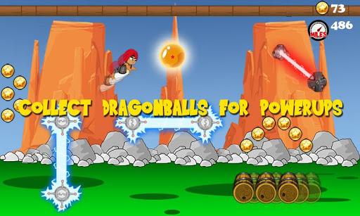 Dragon Saiyan Saga